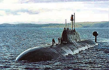 «Нерпа» вернулась в порт своим ходом. Но недосчиталась более 40 членов экипажа