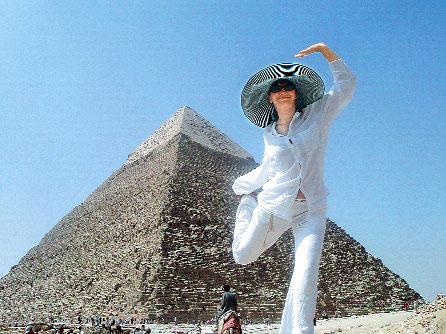 Реверанс пирамидам