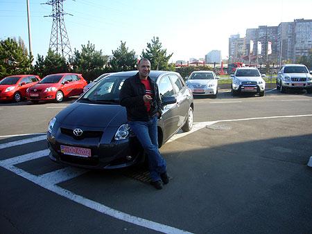 Долгожданную машину штангист Разоренов решил отдать жене