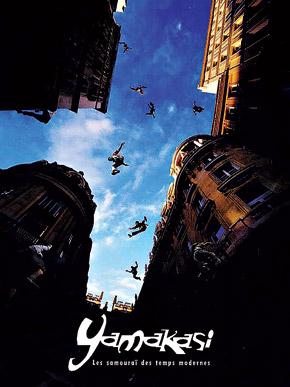 Фильм «Ямакаси» показал миру, кто такие трейсеры.