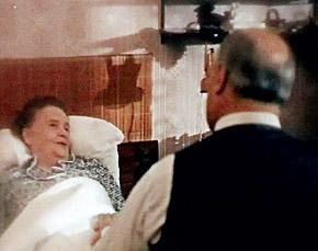 Актер снял целый фильм о любимой маме, еще когда она была жива.
