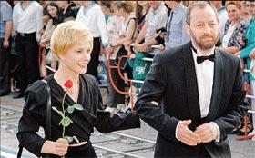 Татьяна Догилева и Михаил Мишин прожили в браке 18 лет.