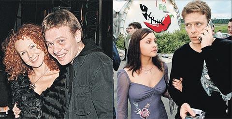 Звезда мюзикла «Метро» Катя Масловская (на фото справа) лишилась супруга Павла Майкова «благодаря» своей приятельнице актрисе Маше Саффо (на фото слева).