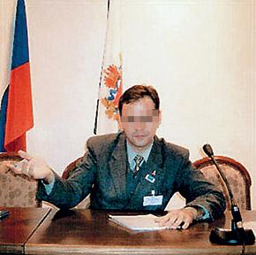 В офисе Василия Александрова обнаружили кабинет для садомазоутех.