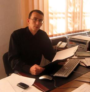 Cледователь Павел Кальянов.