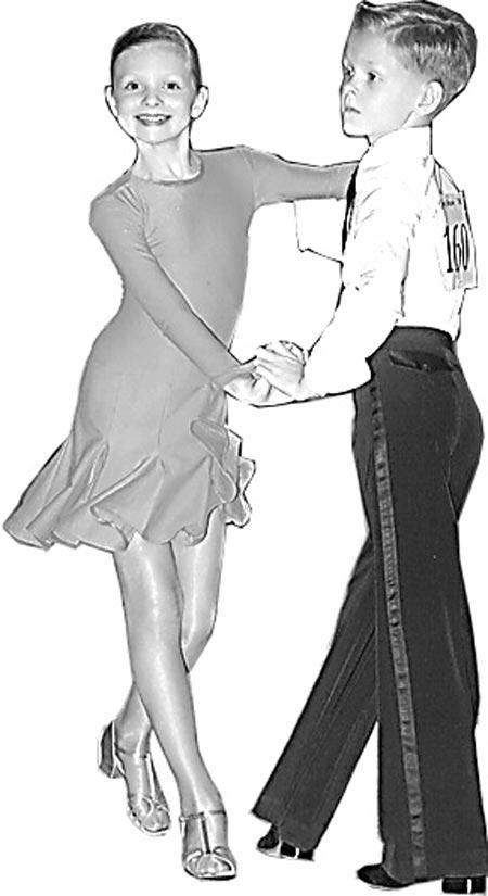 Юным танцорам сколиоз не страшен!