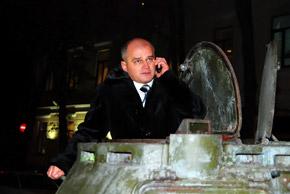 Петр Костенко отдавал свой долг (не путать с интернациональным) «с боем»!