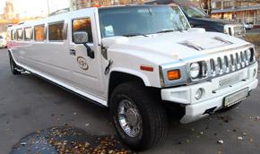 За лимузин-джип нужно выложить дополнительные пару сотен у.е.