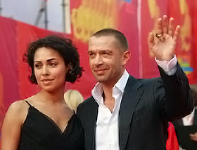 С Оксаной Шелест Владимир прожил пять лет.