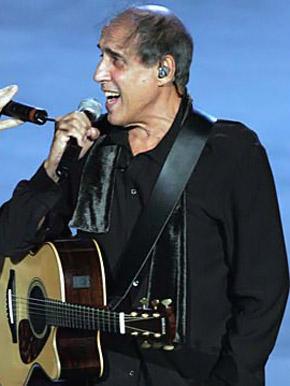 Для 70-летнего актера и певца этот альбом стал, страшно сказать, 48-м по счету.