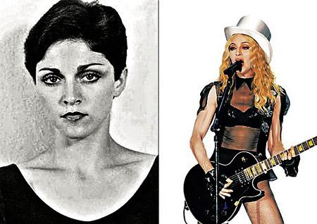 Мадонна. 1979 год - 2008 год