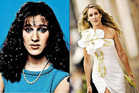 Сара Джессика Паркер. 1986 год - 2007 год