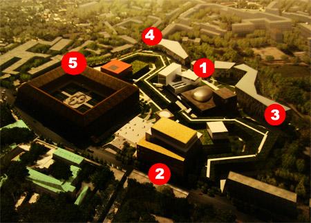 Застройка запланирована на ул. Январского Восстания, 28-30. Общая площадь - 9,8 га.