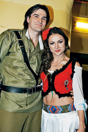 Дробязко поселилась в квартире Дьяченко.