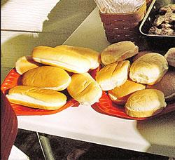 Американские фермеры так же,как и наши крестьяне,пекут пироги к приходу гостей