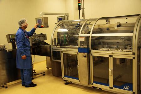 На Max-Well используется в основном оборудование, произведенное в США, Германии, Италии, Франции, Швейцарии, Великобритании и других странах - мы стараемся выбирать лучшее