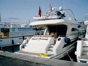 В большинстве названий яхт есть слово «dream» - мечта!