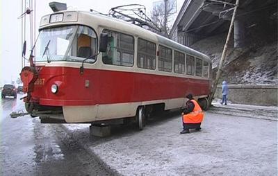 Никто из шести пассажиров не пострадал. Фото Магнолия.тв