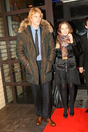 Исполнители главных ролей Вася Степанов и Юля Снегирь на натуральный мех еще не наиграли.