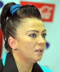 Ирину Дерюгину попросту выгнали из спорта.