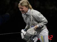Саблистка Ольга Харлан принесла Украине первое «золото» Олимпиады.