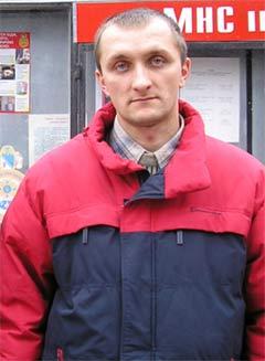 В родном селе Вишневое Сергея Слободу все считают героем.