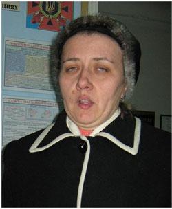 Елена Пицык чудом уцелела.