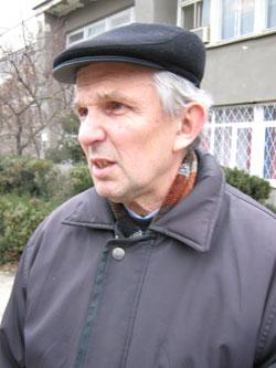 Игорь Кузьменко: - Мы чудом спаслись.