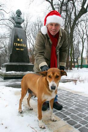 - Почему в наступающий год Быка я встретил собаку?
