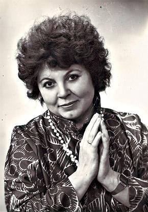 Тамара Олейникова - любящая мама, заботливая бабушка, замечательная жена.
