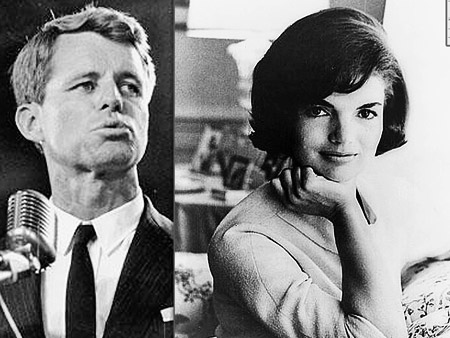 Путь Роберта в Белый дом прервали пули наемного убийцы. Жаклин Кеннеди оказалась в центре смертельного треугольника.