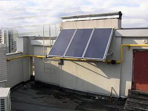Большой минус сонечных батарей - то, что для их эффективной работы нужна хорошая погода.