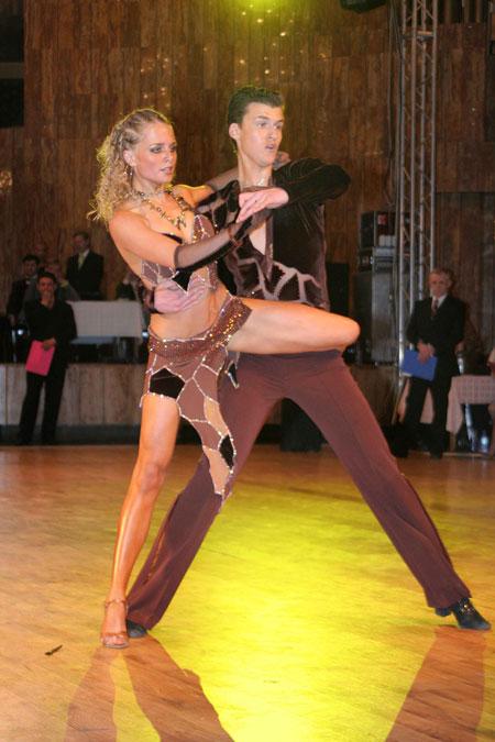 - Светлана неоднократно покоряла танцевальный Олимп.