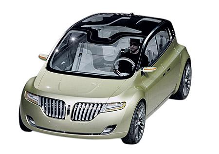 Lincoln C. Этот концепт построен специально для европейского рынка, на платформе Focus. Автомобиль оснащен 180-сильным дизельным мотором объемом 1,6 литра.