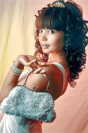 Это фото, опубликованное в ноябре 2008 года, стало для Эвы счастливым.
