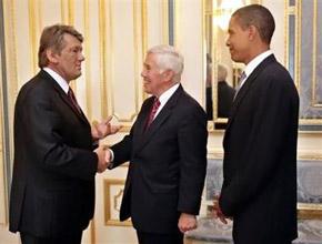 Барак Обама познакомился с Виктором Андреевичем еще в 2005-м. Жаль, не написал в книге, что о нем думает...
