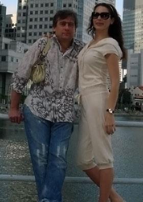 Владу и Сергея потянуло к небоскребам.