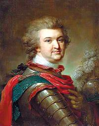 Светлейший князь Григорий Александрович Потемкин.