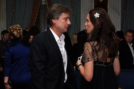 Влада Литовченко представила публике своего нового супруга.