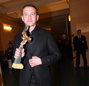 Константина Хабенского наградили за фильм
