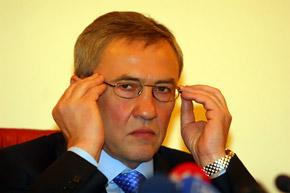 Леонид Черновецкий: - Хотите на Байковое - платите 50 тысяч, вход на кладбище будет 50 гривен, копать могилы, давать справки, ухаживать за могилами - все тарифицировано!
