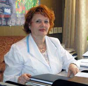 Главврач Тамара Шинкаренко.