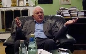 Шеварднадзе: - После «войны за голубое топливо» политика Европы будет более сдержанной и взвешенной.
