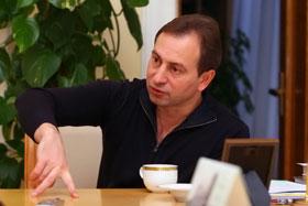 Николай Томенко: - Вот так, шаг за шагом, приходило понимание: украинские парни должны служить на родине!