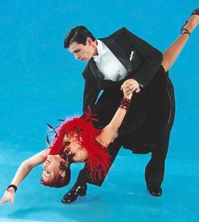 Секрет любви - в страсти танго.