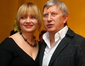 Владимир Горянский неразлучен со своей Ларисой.
