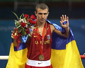 Олимпийский чемпион Пекина стращает соперников своим патриотизмом.