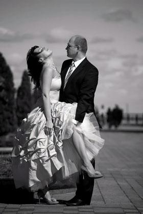 Самые эротичные: Юрий и Марина Проценко.