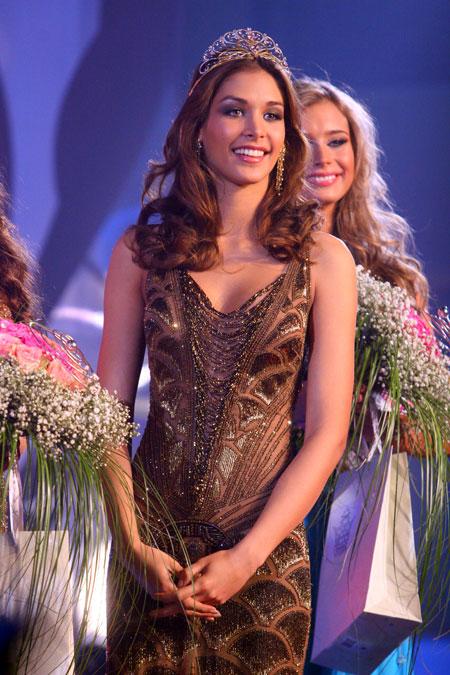 «Мисс Вселенная-2008» Дайана