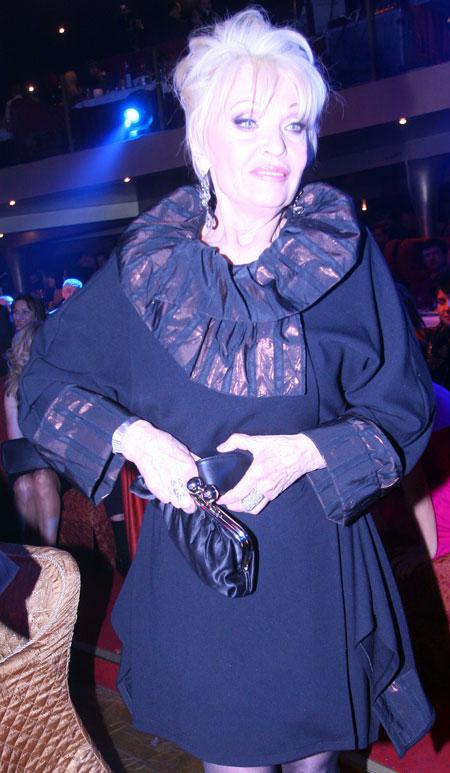 Секс-символ советского кино Светлана Светличная конкурсом осталась довольна.